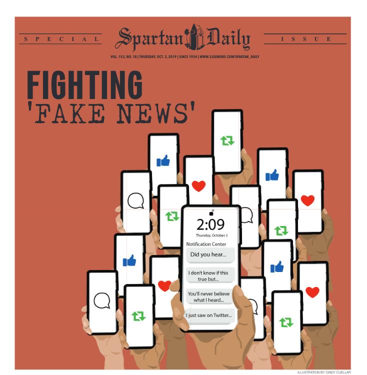 Fighting 'fake news'